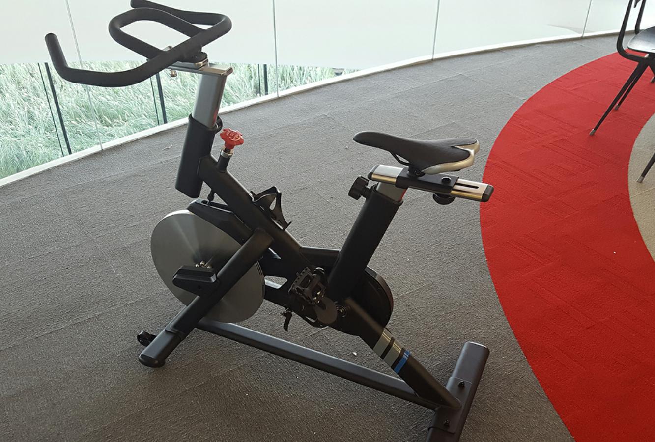 spinning bike for home exercise